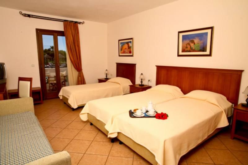 Hotel Naxos Resort - Naxos stad - Naxos